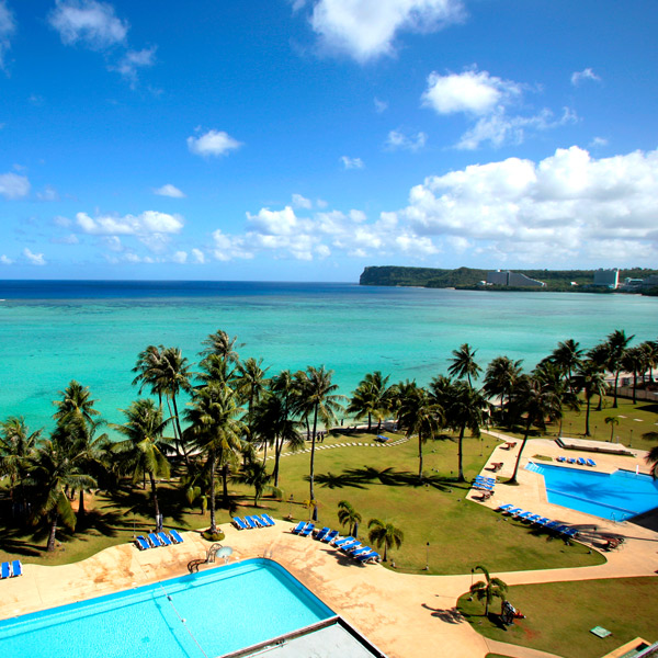 悅泰度假飯店Fiesta Resort Guam