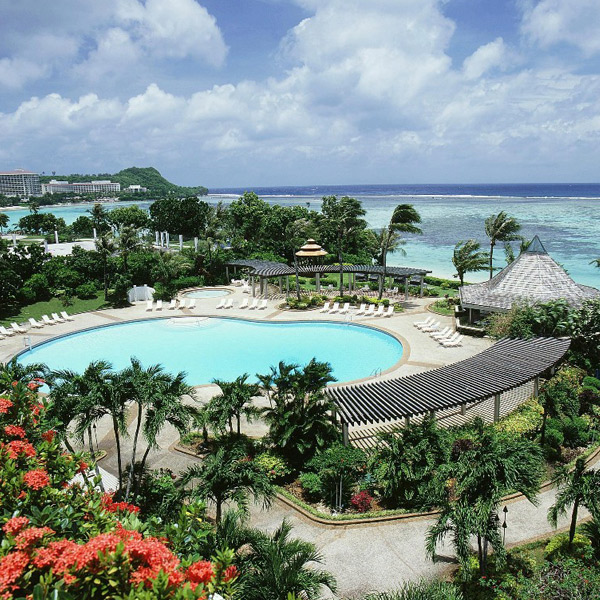 太平洋之星飯店Pacific Star Resort & SPA