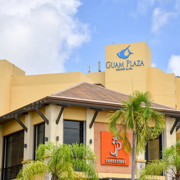 關島廣場度假村Guam Plaza Resort & Spa